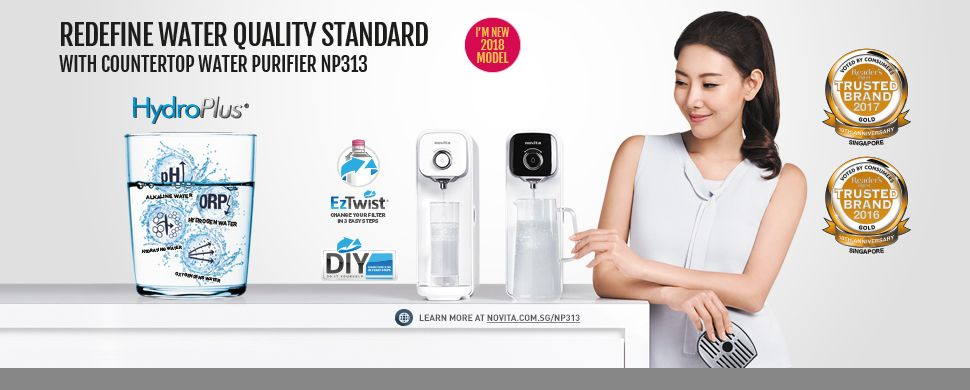 slide np313 waterpurifier